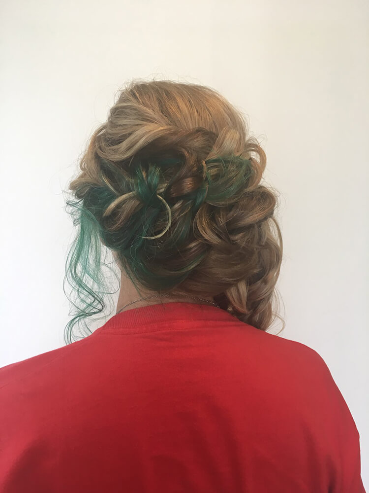 The Woodlands Wedding Hairstyle Conroe Updos Spring Prom
