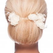 updo-with-flowers
